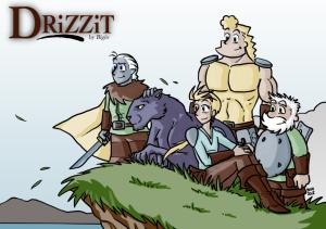 Drizzit-Bigio