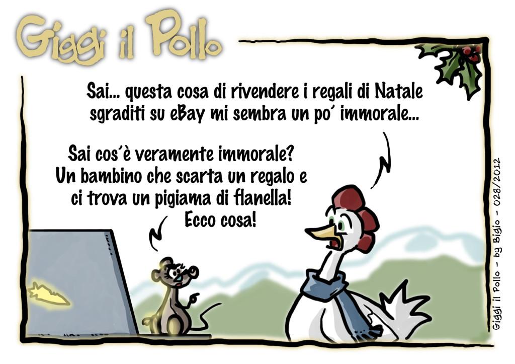Giggi il Pollo 028 - by Bigio