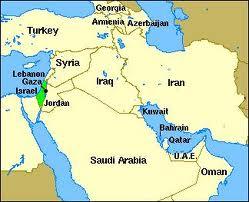 siria-iran-israele