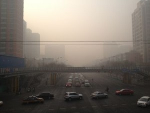 smog Cina
