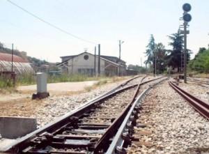 """direttrice ferroviaria """"Messina-Catania-Palermo"""""""