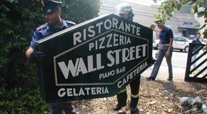 pizzeria wall street