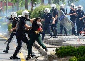 Turchi Protesta