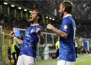 Italia-Bulgaria qualificazione mondiale Brasile 2014