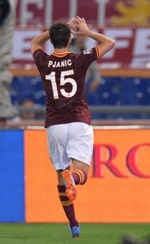 Soccer: Serie A; Roma-Napoli