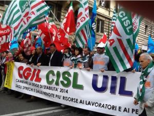 sciopero 13 novembre