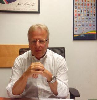 Sandro Bernardini: Segretario Generale della Uil Fpl di Roma e Lazio