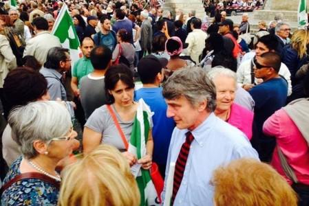 David SASSOLI, Candidato alle elezioni europee per Lazio, Toscana, Marche e Umbria. Capodelegazione Pd uscente.
