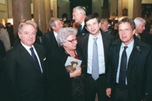 Nella Foto: Clerici, Pomodoro, Lupi, Casero