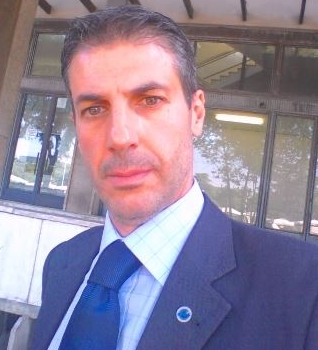 Gianluca Guerrisi, Segretario del Sindacato Consap Roma