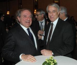 Achille Colombo Clerici e Giuliano Pisapia