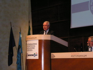 Il Segretario Generale della Uil Fpl Giovanni Torluccio