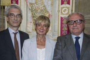 Achille Colombo Clerici, Daniela Benelli assess. Casa Comune Milano, Cesare Rosselli di Assoedilizia