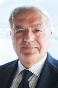 Il Presidente Assoedilizia A.Clerici