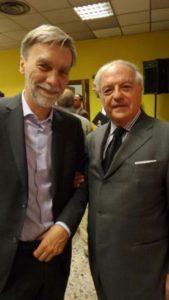 Foto: da sin. Il Ministro Graziano Delrio e Achille Colombo Clerici presidente di Assoedilizia