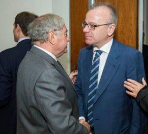 Foto: Gianfranco Rotondi e Achille Colombo Clerici