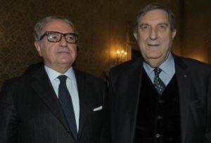Foto: Rosario Alessandrello e. Achille Colombo Clerici pres. IEA