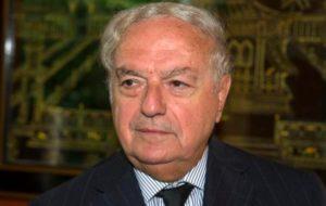 Achille Colombo Clerici presidente Assoedilizia e  dell'Istituto Europa Asia IEA