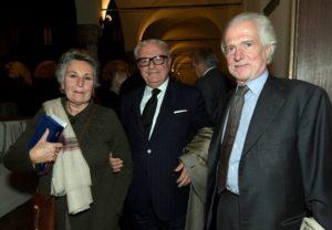 - con Camilla Beria di Argentine e Guido Brignone