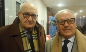 - Ulrico Hoepli con Colombo Clerici