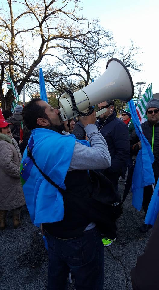 Il Responsabile Dipartimento III Settore Uil Fpl Roma e Lazio