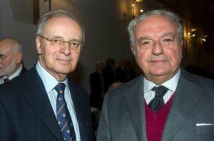 foto:  - Piercamillo Davigo Con Achille Colombo Clerici