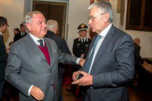 - Antonio DeIesu con Achille Colombo Clerici