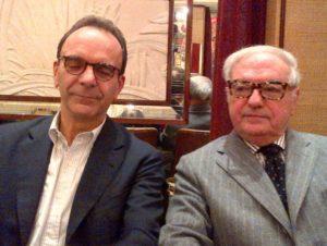 - Stefano Parisi e Achille Colombo Clerici