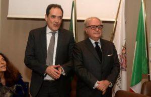 - Franco Mirabelli con Achille Colombo Clerici